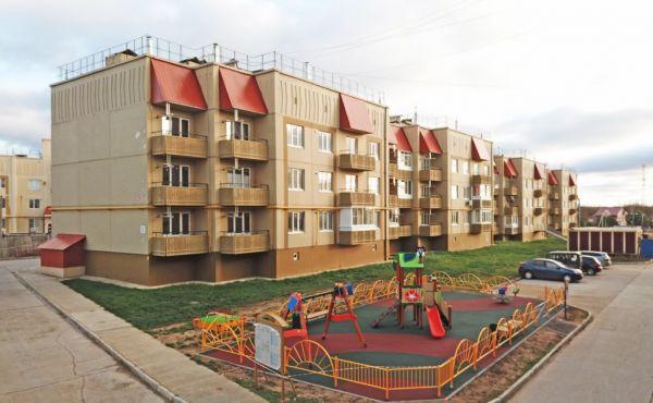 Однокомнатная квартира в новом доме в Волоколамске